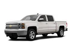 Used 2015 Chevrolet Silverado 1500 LT Truck Crew Cab San Angelo, TX