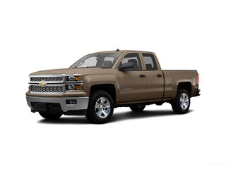 Used 2015 Chevrolet Silverado 1500 LT Truck Double Cab Helena, MT