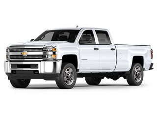 2015 Chevrolet Silverado 2500HD LT Crew Cab Truck 1GC1KVE82FF561350