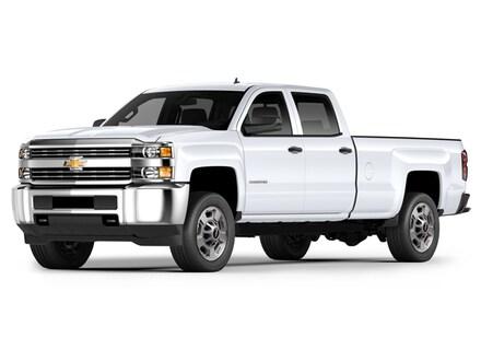 2015 Chevrolet Silverado 2500 HD LT Truck