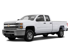 Used 2015 Chevrolet Silverado 2500HD 4WD Double Cab 158.1 Work Truck Truck Double Cab For Sale in Casper, WY