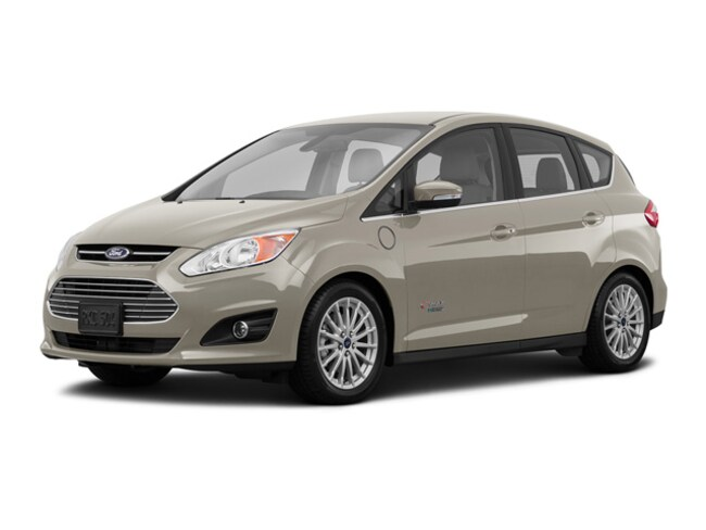 Certified Pre-Owned 2015 Ford C-Max Energi SEL Hatchback For Sale in Pelatuma, CA