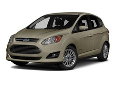 Certified Pre-Owned 2015 Ford C-Max Hybrid Hatchback 1FADP5BU4FL115739 for Sale in Cathedral City