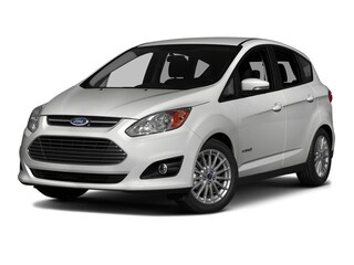 Certified Pre-Owned 2015 Ford C-Max Hybrid SEL Hatchback Fresno, CA