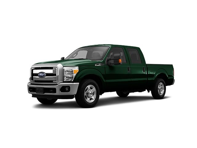 2015 Ford Super Duty F-250 SRW Truck
