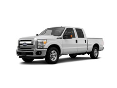 2015 Ford F-250SD Platinum Truck
