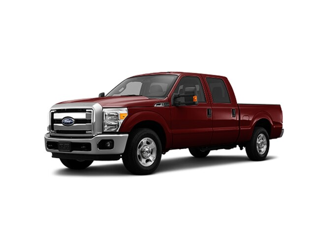 Used 2015 Ford F-250 XLT Truck Crew Cab in Somerset, PA