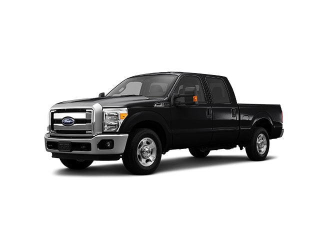 2015 Ford F-250 Truck Crew Cab
