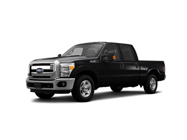 2015 Ford F-250SD Crew Cab