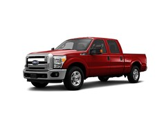 2015 Ford F-250 Super Duty CREW CAB TRUCK