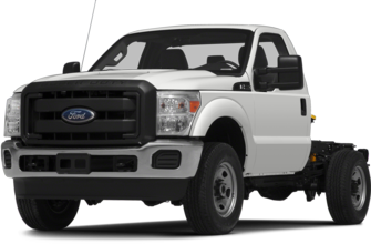 Current  Ford F  Chassis Truck Special Offers