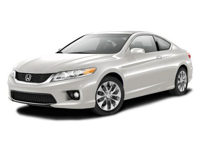 2015 Honda Accord 2dr I4 CVT EX-L Coupe