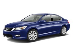 2015 Honda Accord 4dr I4 CVT EX-L w/Navi Sedan