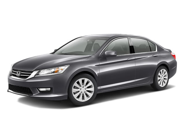 2015 Honda Accord EX-L V-6 Sedan