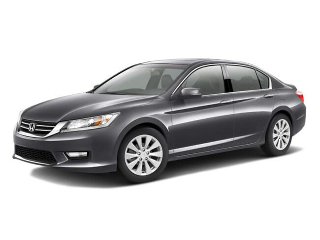 2015 Honda Accord EX-L V-6 Sedan