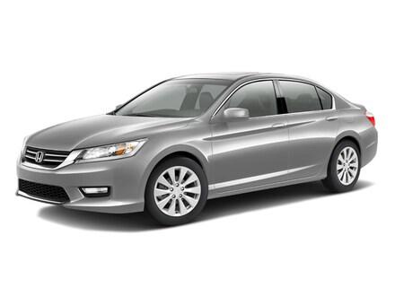 2015 Honda Accord Sedan EX-L Sedan