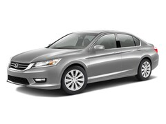 2015 Honda Accord 4dr I4 CVT EX-L Sedan