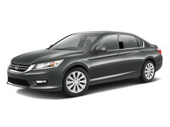 2015 Honda Accord EX-L Sedan