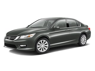 Certified Pre-Owned 2015 Honda Accord EX-L Sedan VG0058A for Sale in Cockeysville MD at Anderson Honda