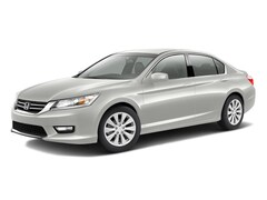 used 2015 Honda Accord EX-L Sedan