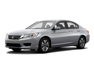 2015 Honda Accord 4dr I4 CVT LX Car