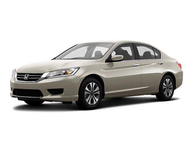 Used 2015 Honda Accord LX Sedan Elk Grove