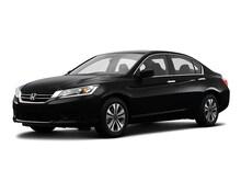 2015 Honda Accord 4dr I4 CVT LX Sedan