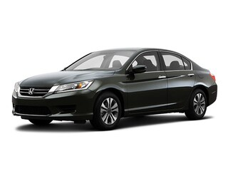 2015 Honda Accord LX Sedan