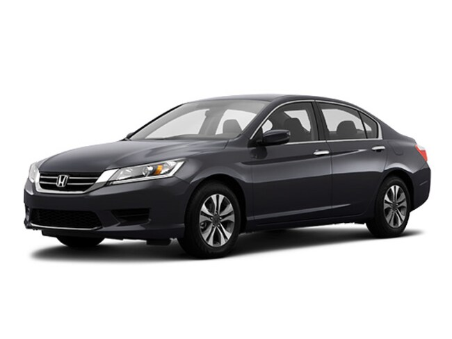 Certified 2015 Honda Accord LX 4dr I4 CVT Sedan in Santa Monica