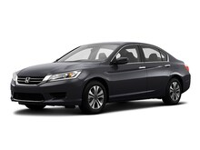 2015 Honda Accord LX Sedan