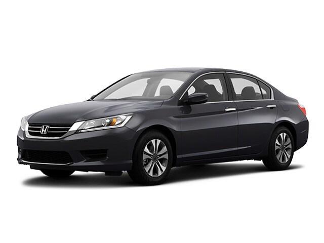 2015 Honda Accord LX 4dr I4 CVT Sedan
