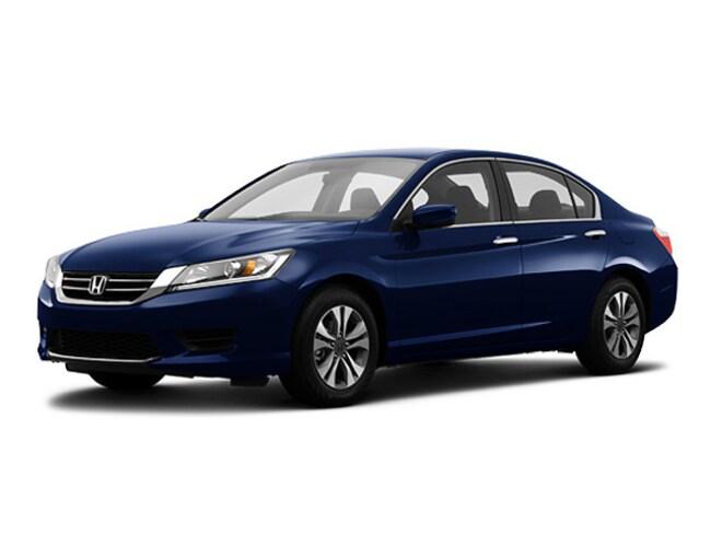 Certified 2015 Honda Accord I4 CVT LX Sedan in Smithtown