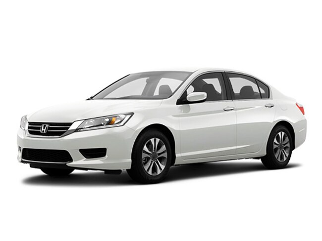 Used 2015 Honda Accord LX Sedan in Bennington, VT