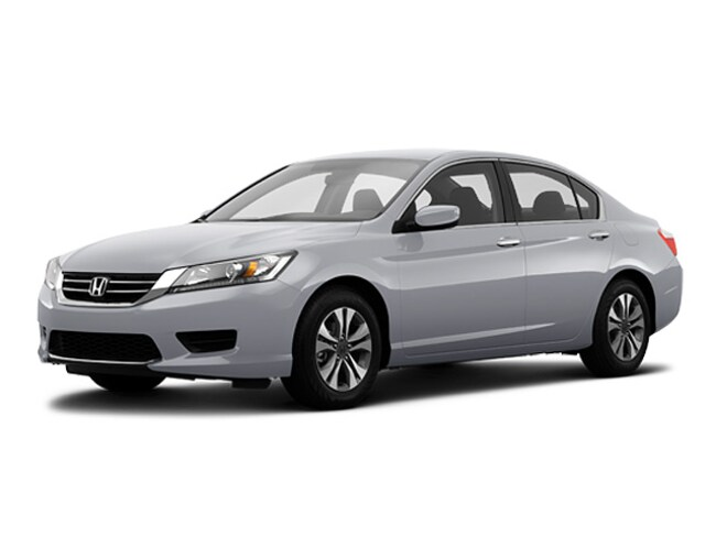 Used 2015 Honda Accord LX Sedan in Valley Stream