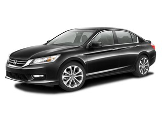 2015 Honda Accord 4DR I4 CVT Sport Sport  Sedan CVT
