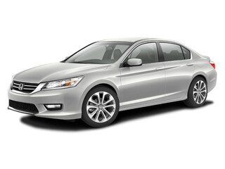 Certified Pre-Owned 2015 Honda Accord Sport Sedan Bend, OR