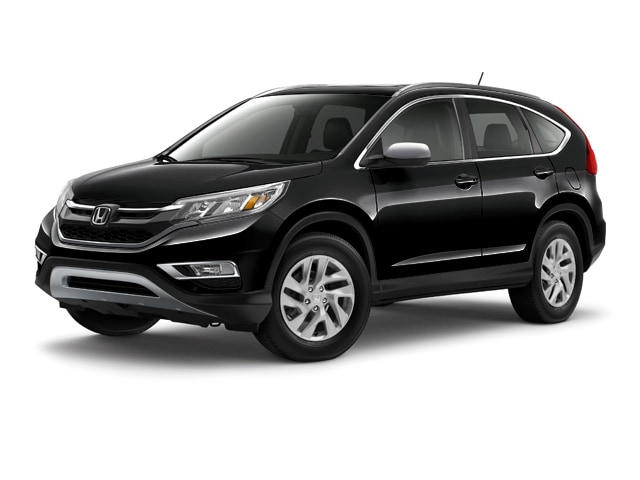 Used 2015 Honda CR V EX L W/Navigation FWD SUV In Santa