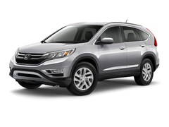 2015 Honda CR-V EX-L AWD w/ Sunroof, Leather SUV