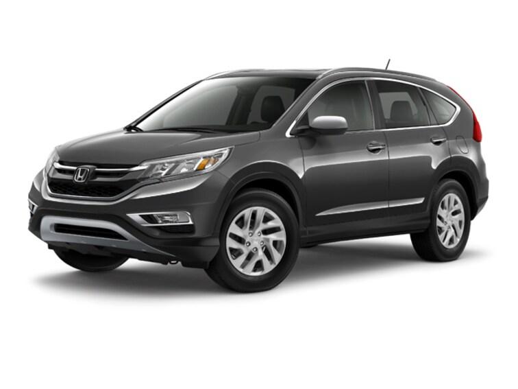 Used 2015 Honda CR-V SUV in Webster, MA