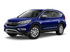 Certified Pre-Owned 2015 Honda CR-V AWD 5dr EX-L SUV 23032 for Sale in Westport CT at Honda of Westport