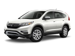 Certified Pre-owned 2015 Honda CR-V EX-L SUV for sale in Wheeling, WV near St. Clairsville OH