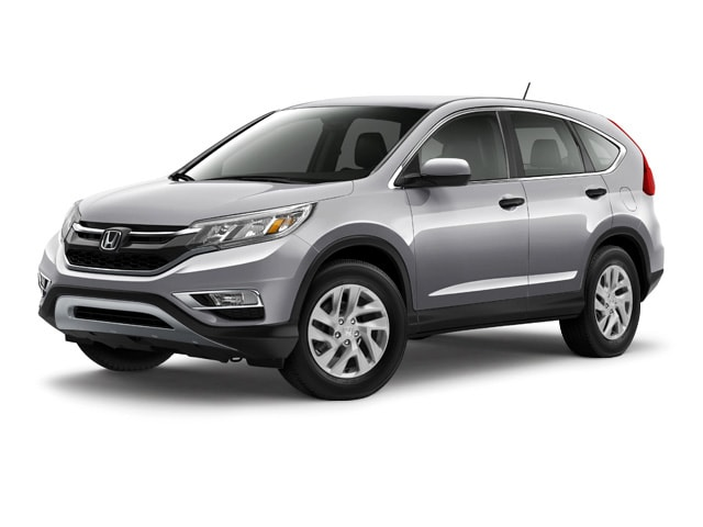 Used 2015 Honda CR-V EX SUV in Honolulu