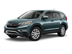 2015 Honda CR-V EX AWD SUV continuously variable automatic