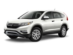 Used 2015 Honda CR-V AWD 5dr EX SUV for Sale near Fairfield, CT, at Honda of Westport