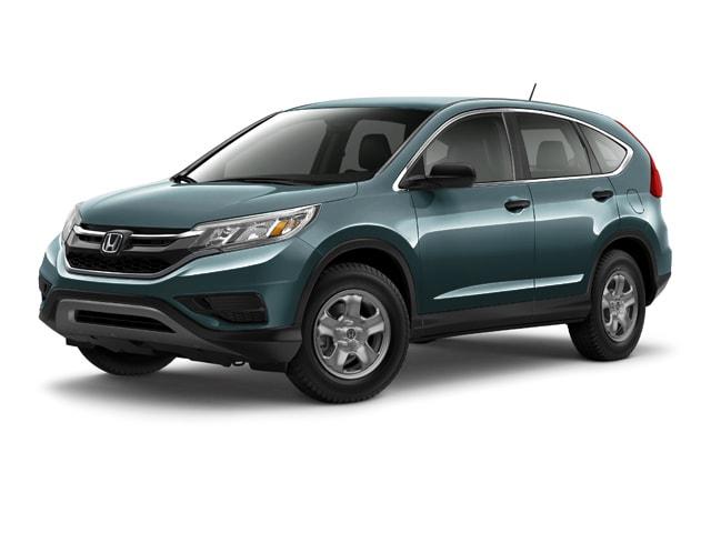 New 2015 Honda CR V LX AWD LX In Wilmington, NC