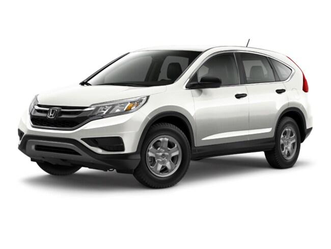Certified 2015 Honda CR-V LX AWD SUV for sale in Huntington NY on Long Island.