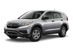 Certified Pre-owned 2015 Honda CR-V LX SUV for sale in Wheeling, WV near St. Clairsville OH