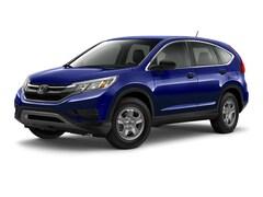 used 2015 Honda CR-V LX FWD SUV