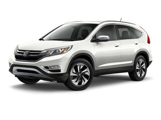 Used 2015 Honda CR-V Touring SUV for sale in Marion, OH