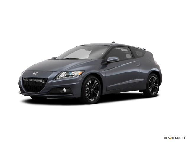 2015 Honda CR-Z EX w/Navigation Coupe